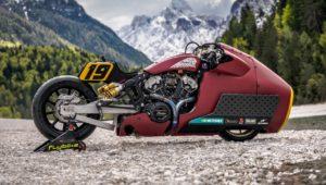L'appaloosa, une moto qui a du mordant