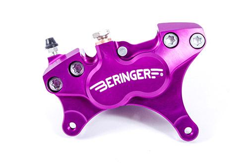 Étrier 4 pistons axial Beringer 4XRC
