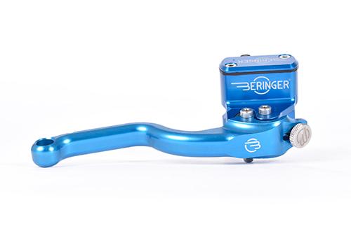 Maître-cylindre de frein à bocal intégré BRO12 bleu
