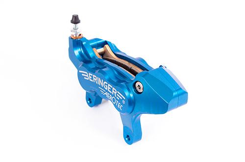 Étrier 6 pistons axial Beringer