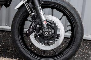 A brake disc for yamaha 700