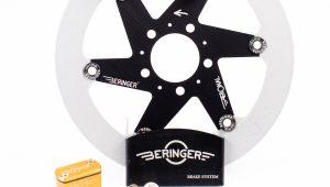 Beringer brake kit for BMW R18