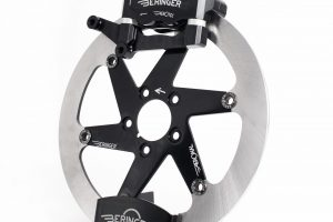 Harley Davidson : from axial to radial caliper
