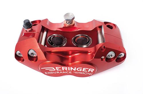 Endurance 4-piston caliper Beringer